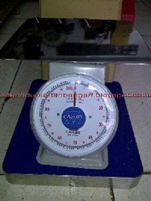 Harga Timbangan Manual , Camry , Kapasitas 100 Kg, Pan size 32 cm x 32 cm, Harga ...