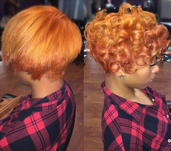 22 Cool Hairstyles For African American Women Curly Shorts And Short Hairstyle