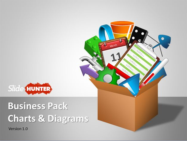 SlideHunter: business powerpoint templates #premium #business #powerpoint #templates #backgrounds #diagram #affordable #download #pack