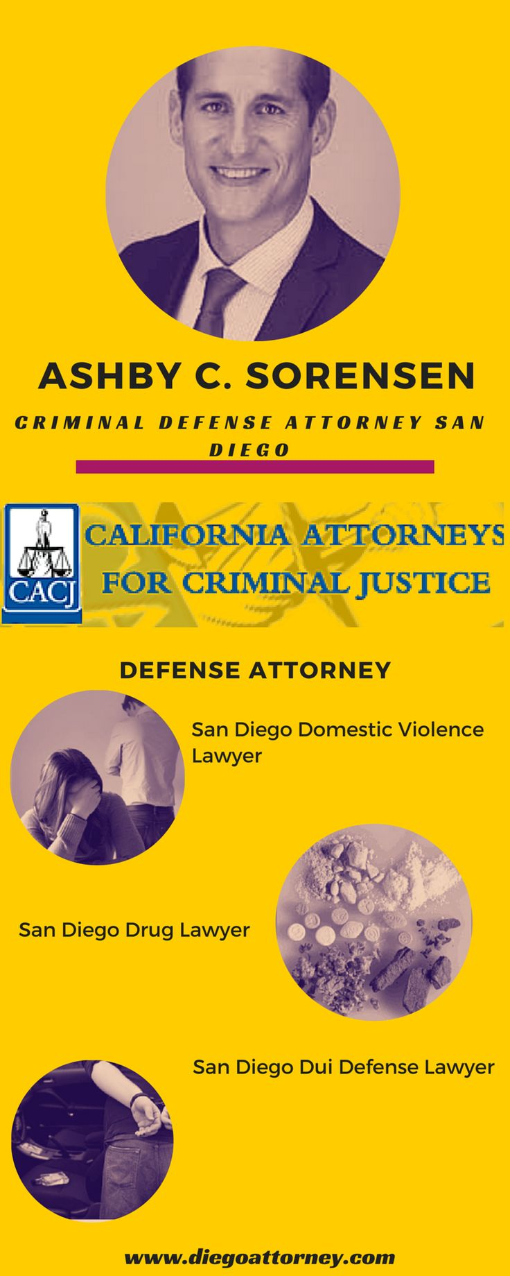 It is very important to select a right DUI lawyer in San Diego defend a DUI case. Our #SanDiegoDuiDefenseLawyer is known and respected throughout San Diego courts by judges and prosecutors. Call us to speak directly with an attorney who will handle your case top to bottom and will keep you informed of the progress and development. Upon request, we will provide results and show examples of victories in defending DUI cases in San Diego courts.