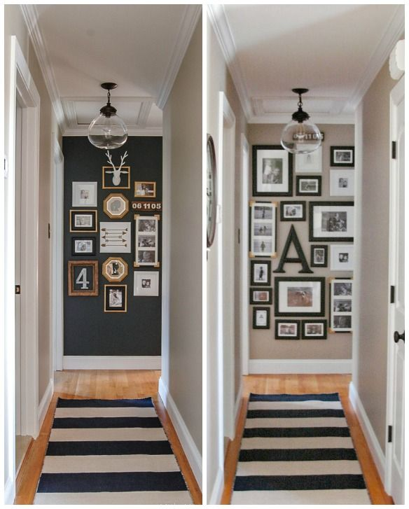 Small Hallway Paint Ideas: Best 25+ Hallway Walls Ideas On Pinterest