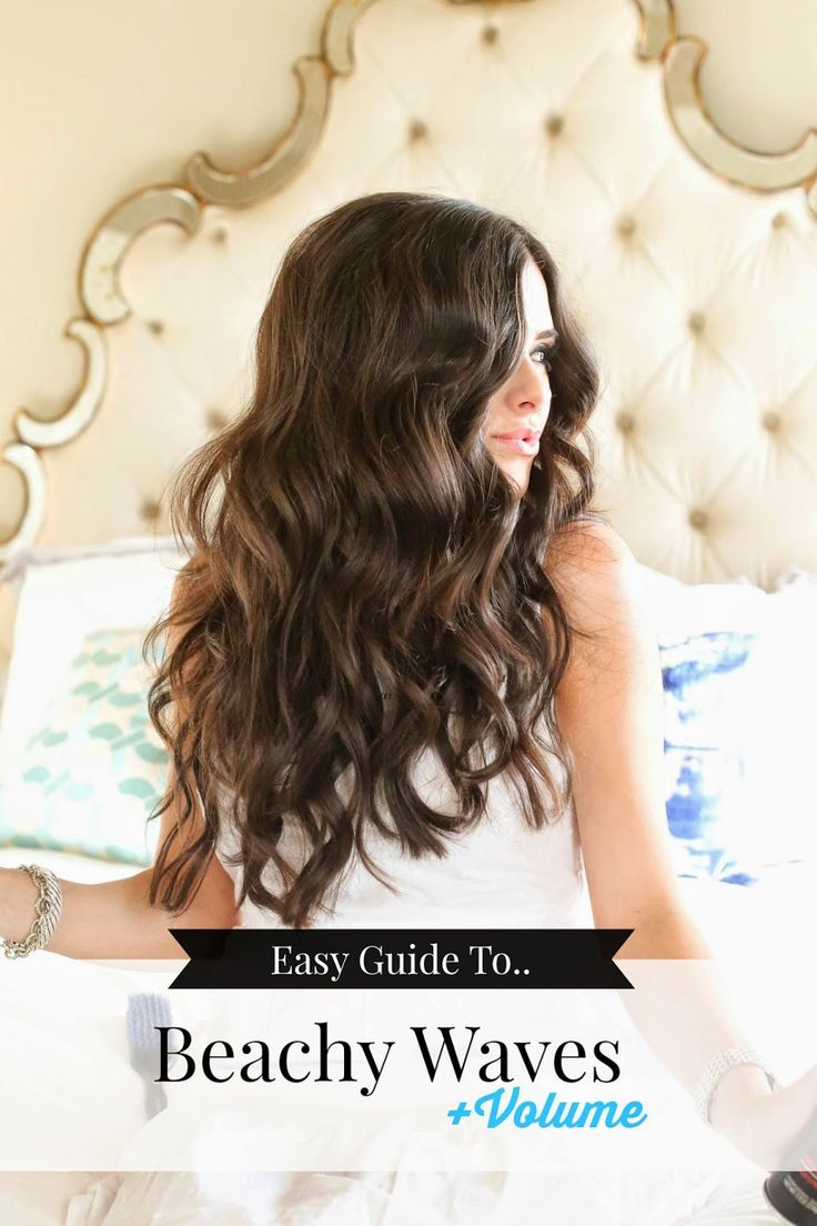 Easy Guide to Beachy Waves
