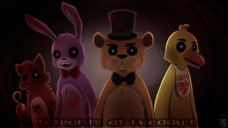 Deviantartfive nights at freddy s scary 5 nights at freddy s freddy