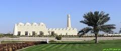Mosque Sheikh Muhammad ibn Abd al-Wahhab in Doha  جامع الشيخ محمد بن عبد الوهاب بالدوحة