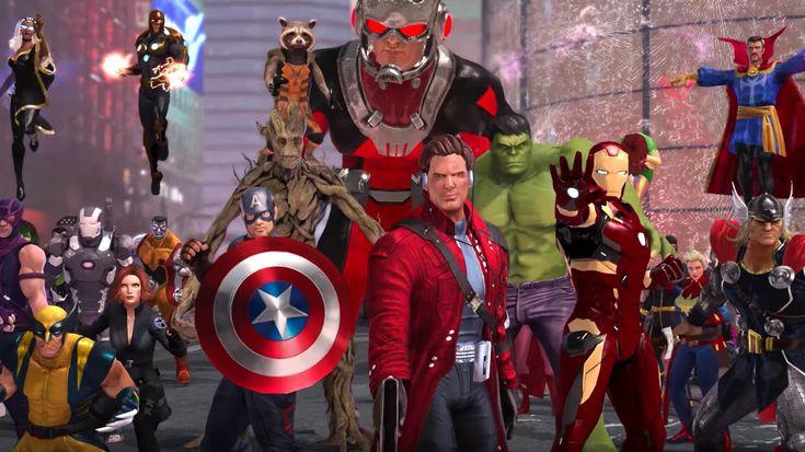 Disney Fan Collector: Los superhéroes de Marvel llegarán gratis a PlaySt...