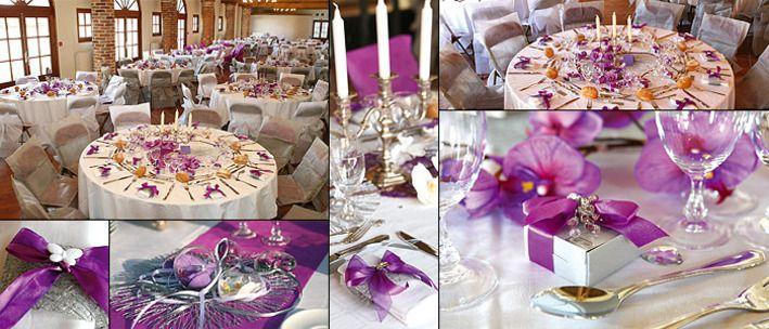 Décoration - Fleurs  Inspirations mariage de ma belle