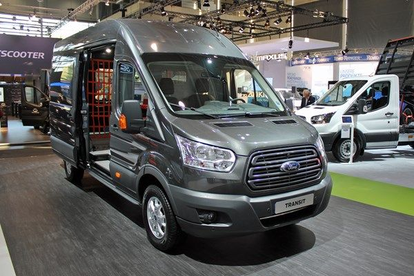 2019 Ford Transit Facelift Official Details Ford Transit Ford