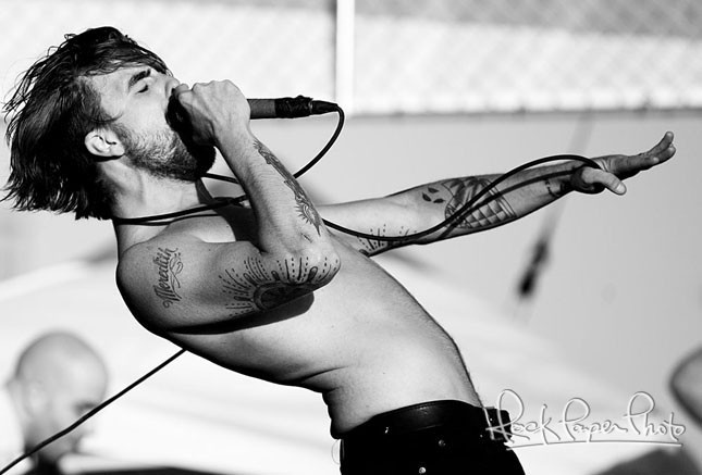 ANTHONY GREEN, Circa Survive by Scott Simock. I CAN'T EVEN....!!