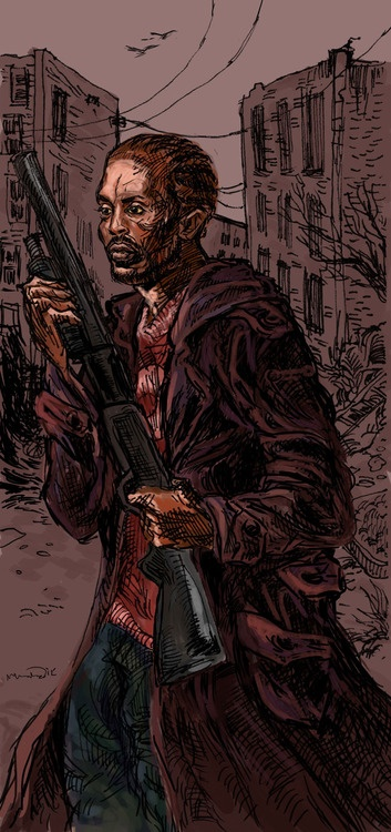 The Wire - Omar Little