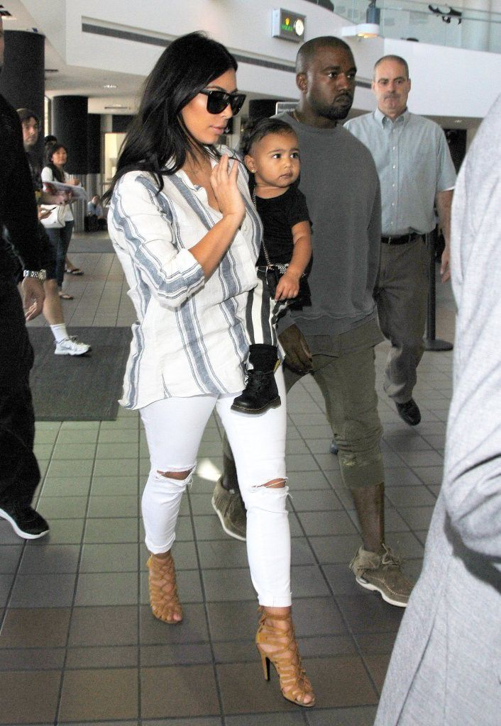 Baby North is Beautiful and have such loving parents that loves her so much .. She will have the best of everything while still being taught values and responsibility of having the finer things in life.. !! Let no weapon formed against them shall prosper!!!  Rosalyn