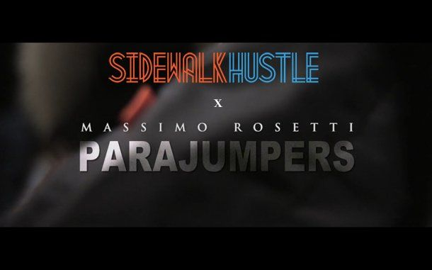 Sidewalk Hustle TV chats with Massimo Rossetti of Parajumpers  http://sidewalkhustle.com/sidewalk-hustle-tv-chats-with-massimo-rossetti-of-parajumpers/