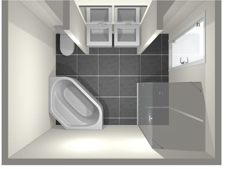 indeling kleine badkamer - Google zoeken