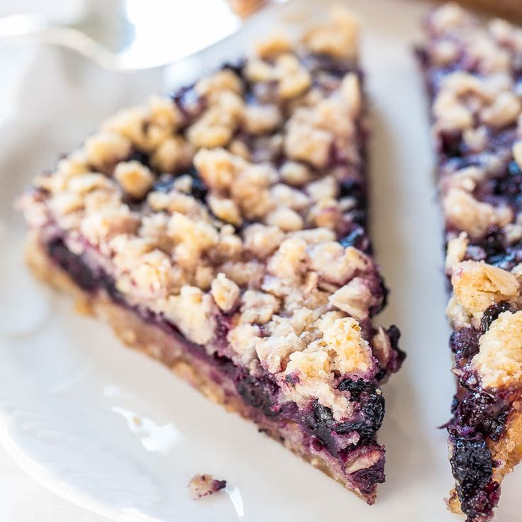 I was going to call these blueberry breakfast bars. Or blueberry snack bars. Butanytime you feel like eating juicy blueberries with buttery oat crumbles is the kind of bar they are. It'san easy, one bowl, no mixer recipe that takes just minutes to make.I adapted the recipe from Blueberry Pie Bars by reducing some of …