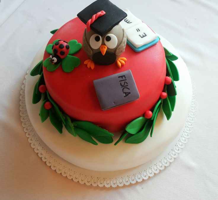 1000 images about cake designe e decorazioni on pinterest for Decorazioni di torte per laurea