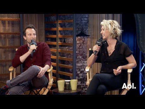 """AOL BUILD: Jenna and Bodhi Elfman on """"Kicking and Screaming"""""""
