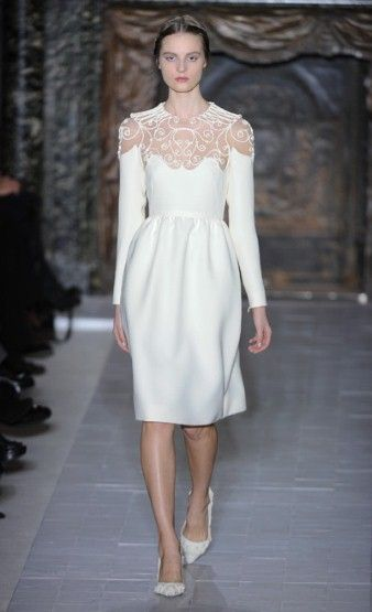 VALENTINO HOUTE COUTURE SPRING/SUMMER 2013 High Fashion Haute Couture glamour featured    rock