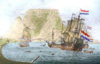 Op 22  Oktober 1685  is die Edik van Nantes, wat in  1598 uitgevaardig is, herroep.  Die Edik het aan die Hugenote, met hulle gereformeerde geloofsoortuigings, 'n bestaansreg in Frankryk gewaarborg. Deur die herroeping is die gereformeerde geloof in Frankryk verbied en die Hugenote vervolg, en selfs vermoor.  Duisende Hugenote het uit Frankryk gevlug.  Die meeste het in Nederland 'n nuwe tuiste gevind. Sommige Hugenote vlug na Suid-Afrika hoofsaaklik in 1688 en 1689.