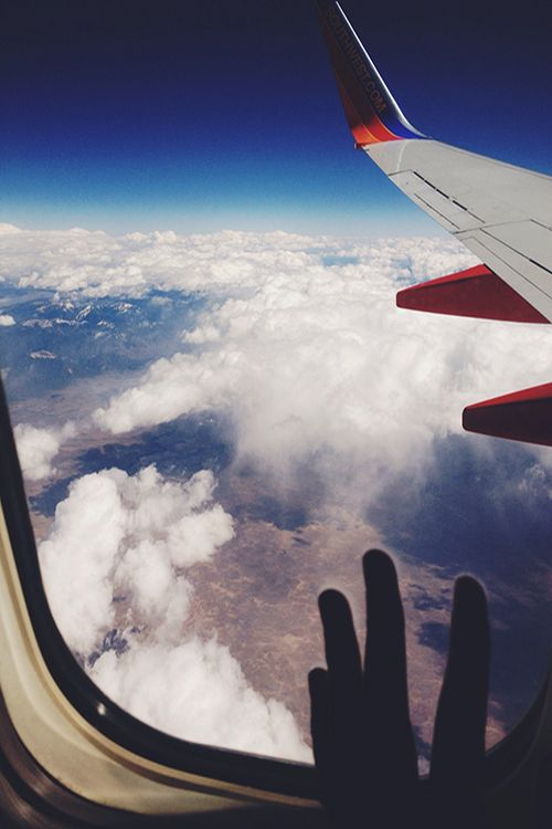 airplane view. | Views | Pinterest | The beauty, Airplanes ...