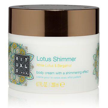 Lotus Shimmer - Body   Rituals