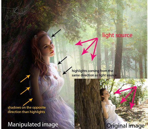 Manipulation Secrets 3 – Shading And Lighting