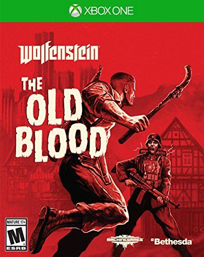 Wolfenstein The Old Blood - Xbox One [Digital Code], 2015 Amazon Top Rated Digital Games #DigitalVideoGames