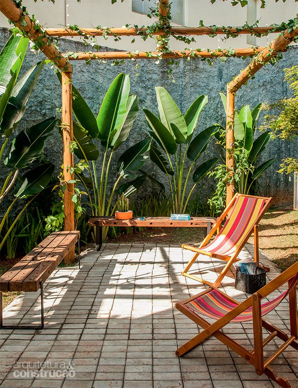 10 ideias para transformar seu jardim - Casa