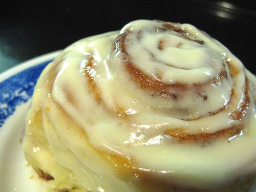 Clone of Cinnabon using KitchenAid mixer instead of bread machine   --megan 12/23/14