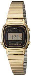 Orologio da Donna Casio Mod. LA670WGA-1D Colore Oro