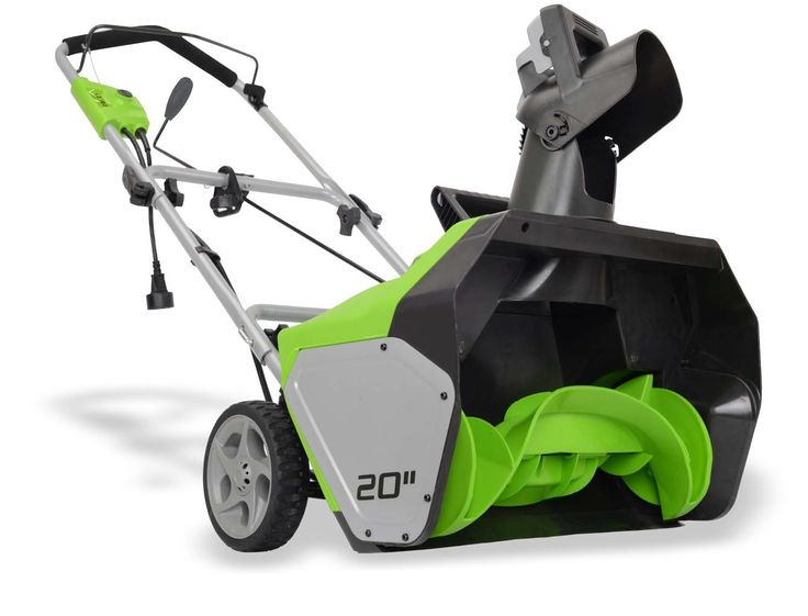 The 6 Best Electric Snow Blowers 2016 #Winter