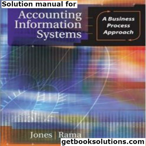 The 422 best test bank images on pinterest textbook banks and key solution manual for accounting information systems a business process approach 2nd edition by jones download fandeluxe Image collections