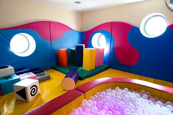 Soft Play Rooms