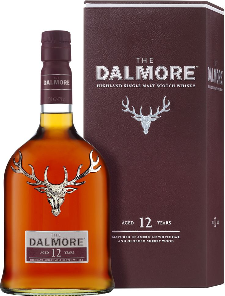 The Dalmore Whisky 12 yrs