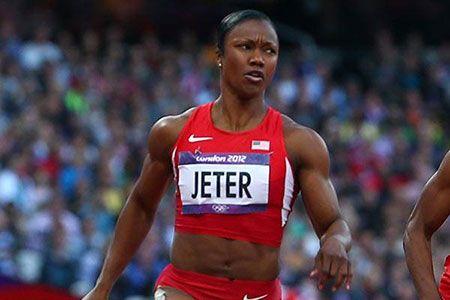 Sprinter Carmelita Jeter has boyfriend Jason McGee are dating, Married soon.