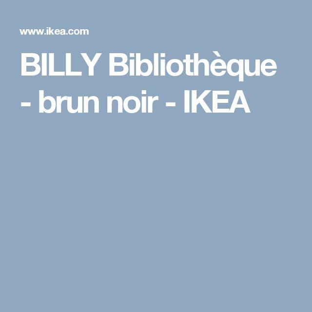 1000 id es sur le th me biblioth ques billy sur pinterest biblioth ques taille de la tag re. Black Bedroom Furniture Sets. Home Design Ideas