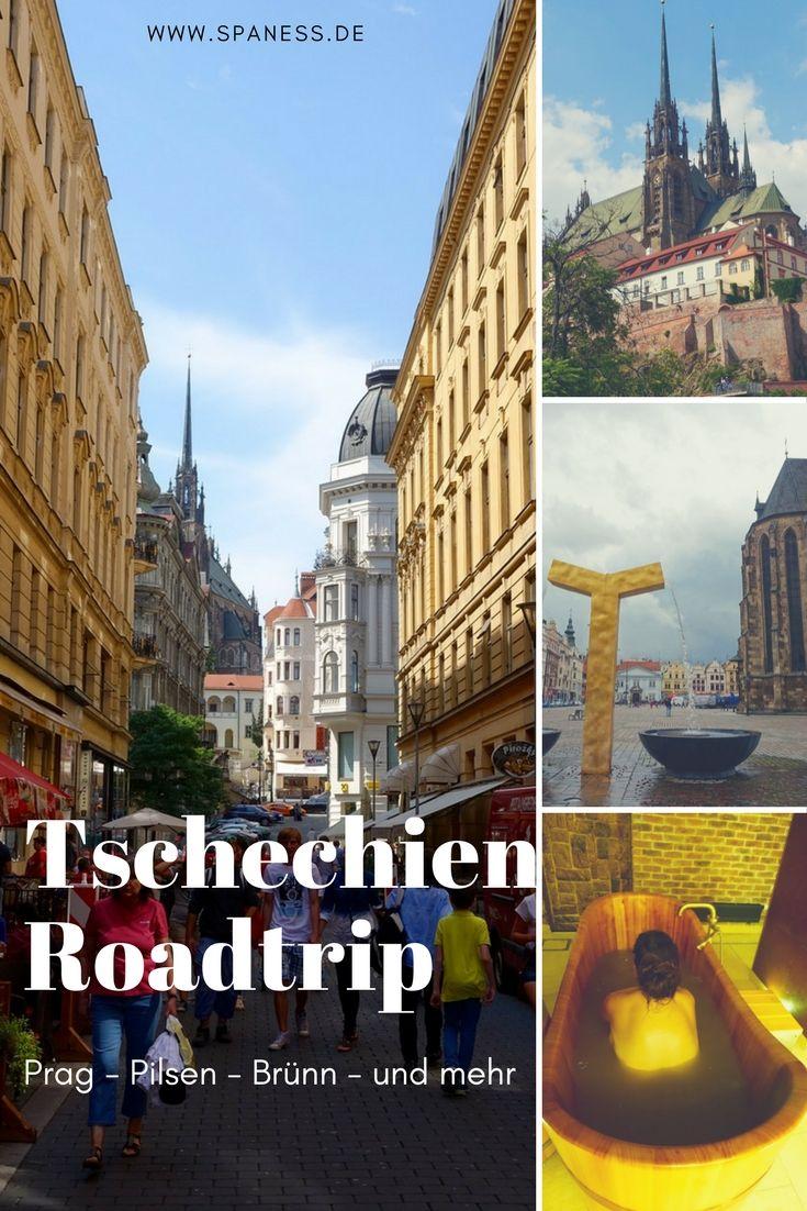 Tschechien Citytrip Ziele - Tschechien Prag, Brünn, Pilsen und mehr...