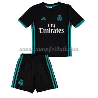 Fotballdrakter Barn Real Madrid 2017-18 Borte Draktsett
