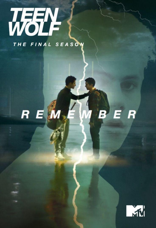 Teen Wolf season 6. Just remember