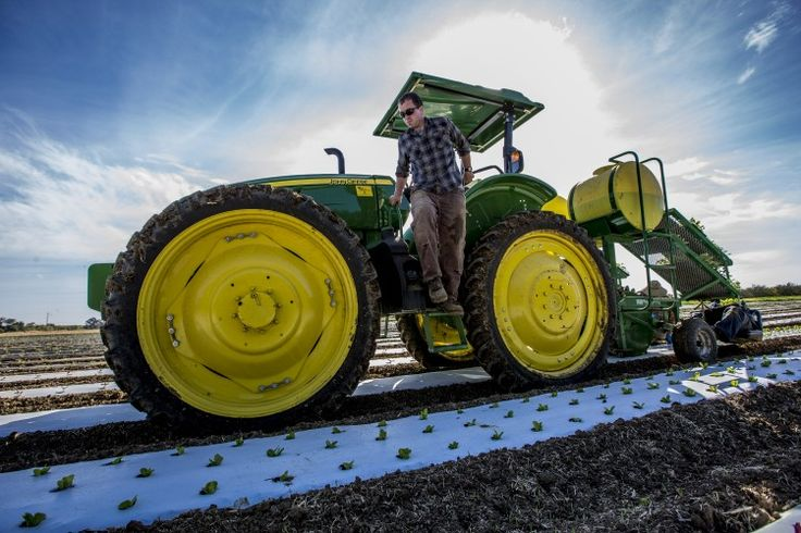 Meet organic farmer, Chris Hay from Say Hay Farms | CA GROWN