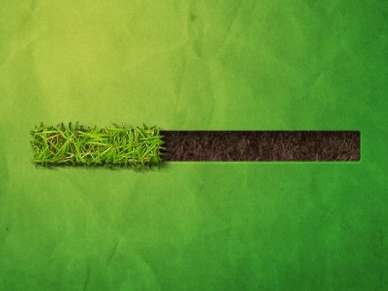 The 75 Inspiring Examples of Beautiful Loading Bar Designs - Pro-grass Bar by dom.