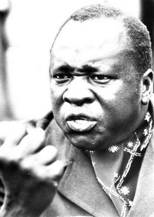 the Infamous Idi Amin Dada