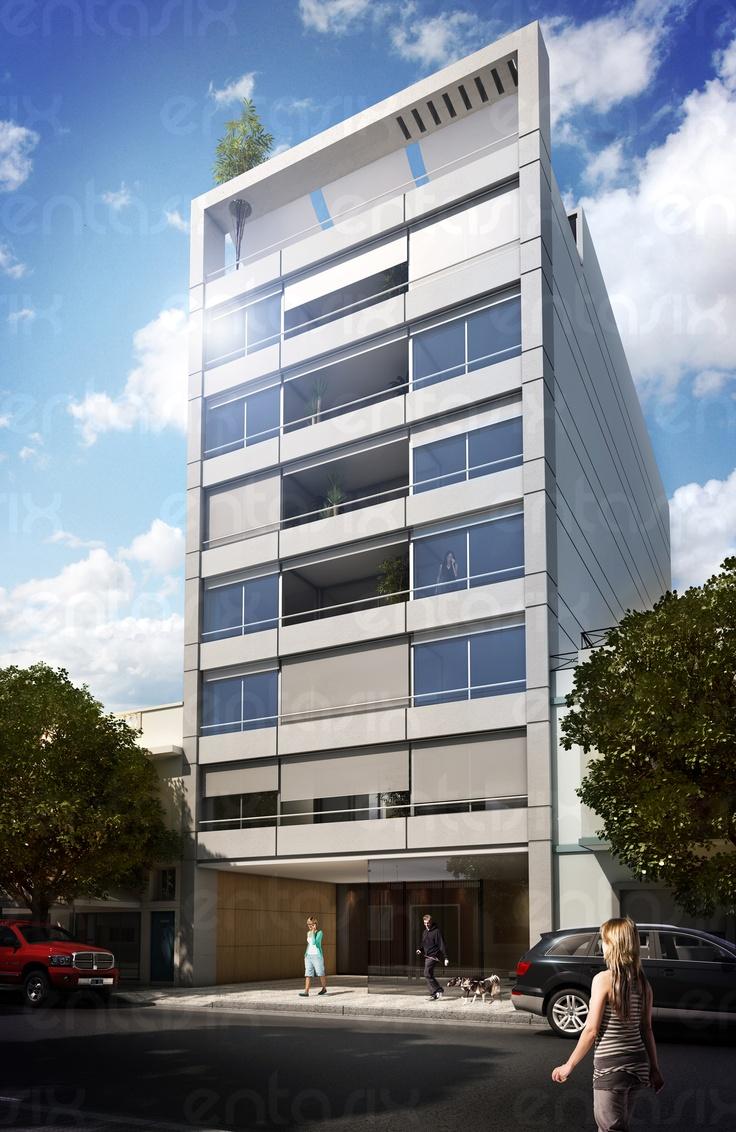 Proyecto Libertad - Edificio de viviendas en Capital Federal