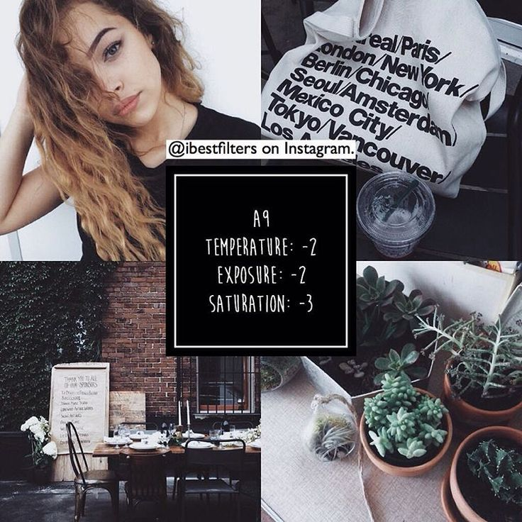 literally feed goals filter! Kinda grunge and dark and it looks best for anything (great for plants and plain pics)
