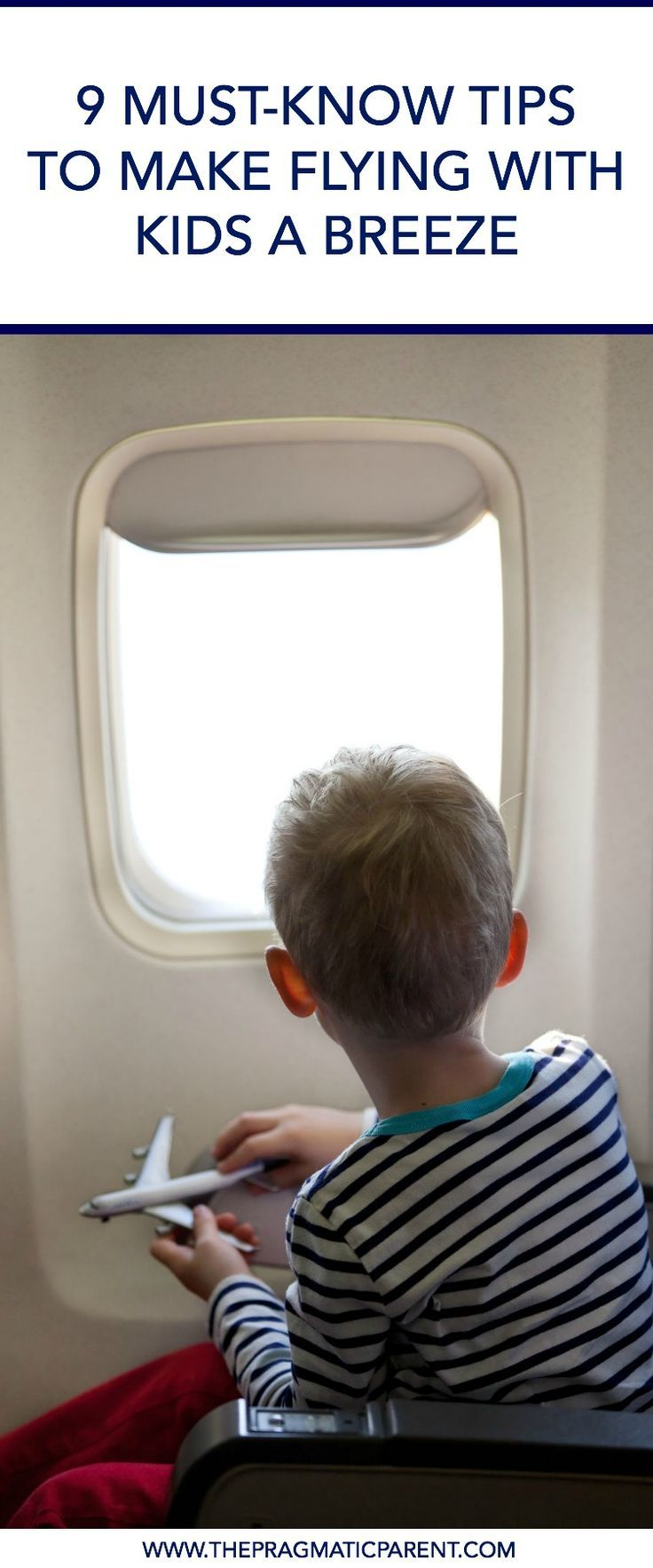 You won't have to worry about flying with kids once you know these 9 Golden Rules. Prepare ahead of time and make the flight a breeze!