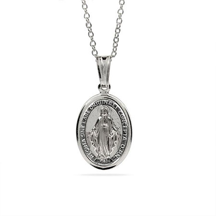 Miraculous Medal. Free Standard Shipping on U.S. Orders of $15 and up. FREE gift boxes and velvet jewelry pouches included with every Eve's Addiction item! Makes for beautiful gift presentation. 24 hour (same day) shipping on all in stock items from Eve's Addiction - Order now, ships today! We offer worldwide shipping, including Europe, Asia, Canada, US Territories, and more!. 60 Day Returns & Exchanges. Shop Worry Free. You may return or exchange your purchase within 60 days. Excludes...
