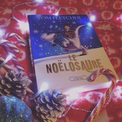 In My Book World: Le Noëlosaure de Tom Fletcher