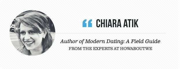 Modern Dating A Field Guide - Chiara Atik - Google Books