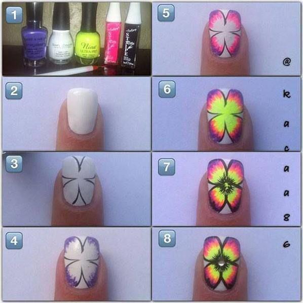 tutorial uñas                                                                                                                                                                                 Más