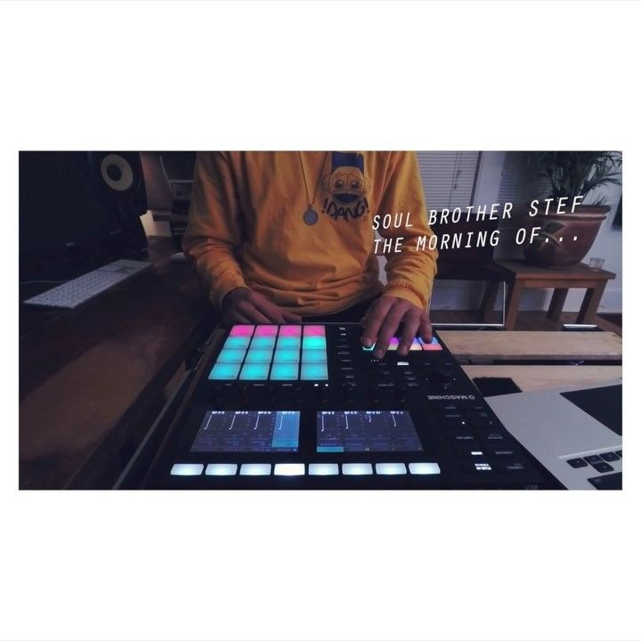 """204 Likes, 12 Comments - Soul Brother Stef (@soulbrotherstef) on Instagram: """"DAY 5... . . . . . #maschinemk3 #maschine #30dayblapchallenge #30daybeatchallenge #boombap #hiphop…"""""""