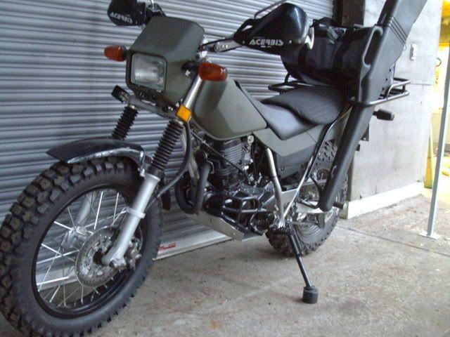Givi Monokey Pannier Rack Givi Monokey Pannier Rack Honda