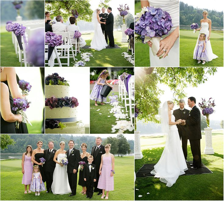 wedding ideas and colors 43 best images about purple amp silver backyard wedding on 27974